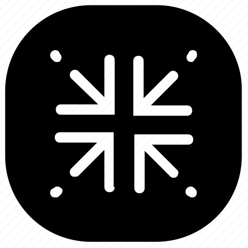 minimize, resize, scaling icon