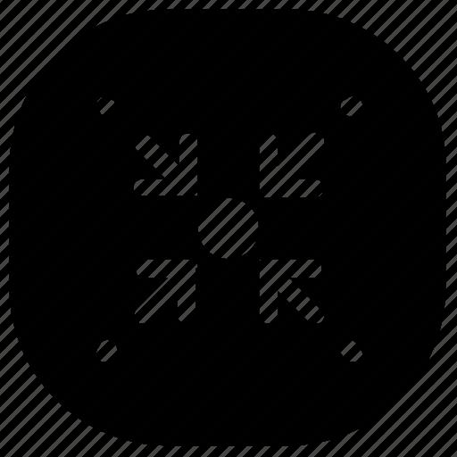 edit, resize, scaling icon