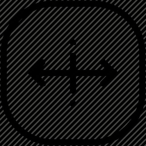 edit, expand, full, resize icon