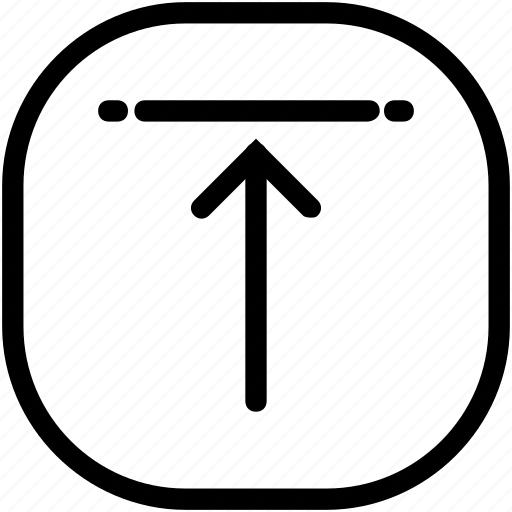 move, up, upload icon