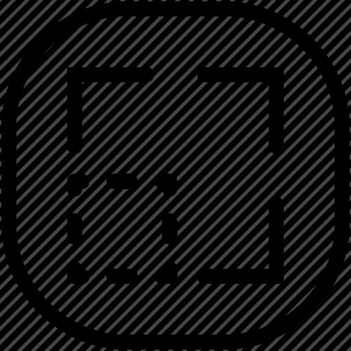 expand, maximize, resize icon