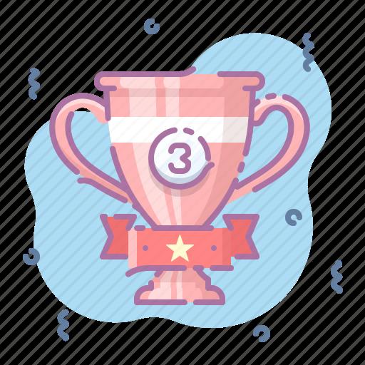 award, cup, winner icon