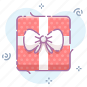 box, gift, present, surprise icon