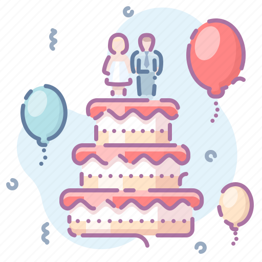 Cake, party, wedding icon - Download on Iconfinder