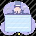 briefcase, business, case, work