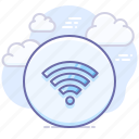 sign, wifi, wireless icon