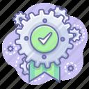 admin, award, control icon