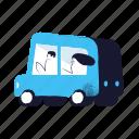 transportation, bus, transport, travel, vehicle, public