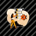 delivery, order, transaction, management, list, orders, package