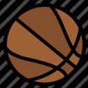 ball, basketball, education icon