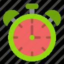 alarm, clock, education, time