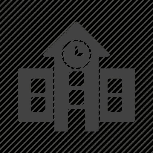 College, school, university icon - Download on Iconfinder