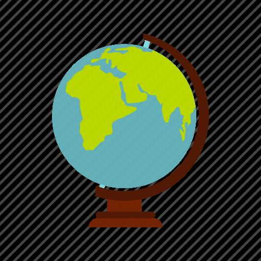earth, global, globe, map, planet, sphere, world icon