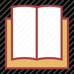book, school, teacher icon