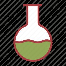 chemistry, school, testtube icon