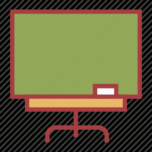 blackboard, classroom, school icon