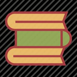 books, education, school icon