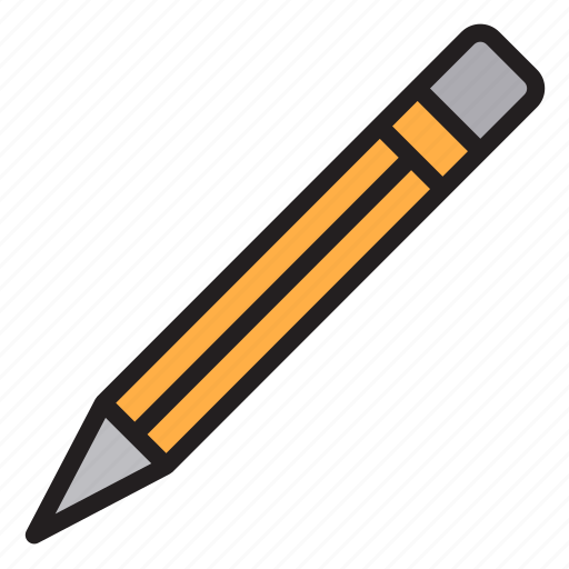Education, learn, pencil, school icon - Download on Iconfinder