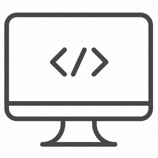 code, computer, course, school, science, study, technology icon