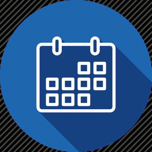 calender, date, month, remind, reminder, schedule icon