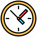 clock, deadline, optimization, time icon