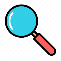 explore, magnifier, magnifying glass, multimedia, search, zoom icon