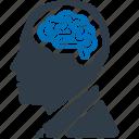 brain, mind, head, idea, innovation, creative