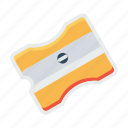 pencil, school, sharp, sharpner, stationary, tool icon