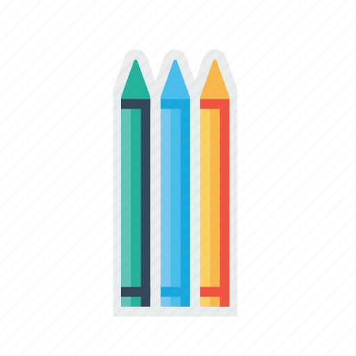 marker, pen, pencil, school, sketchpen, study icon