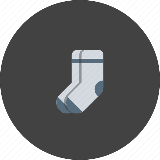 cloth, garments, school, socks, study, uniform icon
