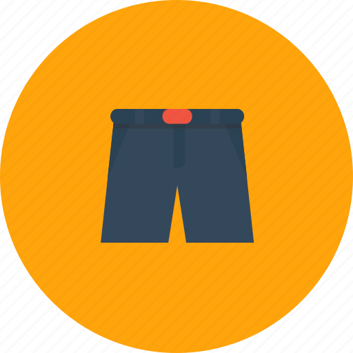 belt, cloth, fashion, halfpant, school, uniform icon