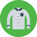 apparel, full, garment, shirt, sleeve, uniform icon