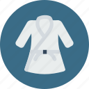 belt, combat, game, karate, play, sport, uniform icon