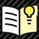 read, light, idea