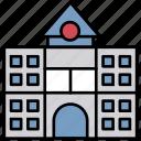 building, college, education, school, university