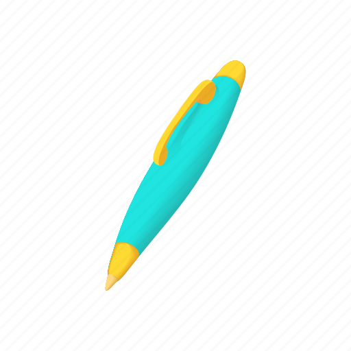 cartoon, design, ink, office, pen, tool, writing icon