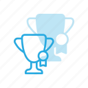 cup, education, prize, school, team, teamwork, tournament icon
