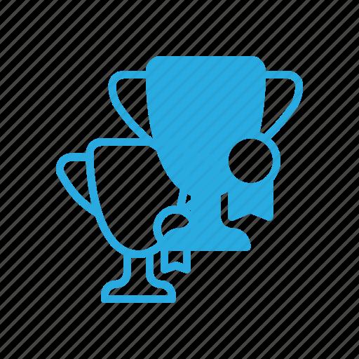 cup, education, prize, school, team, teamwork, tournament icon