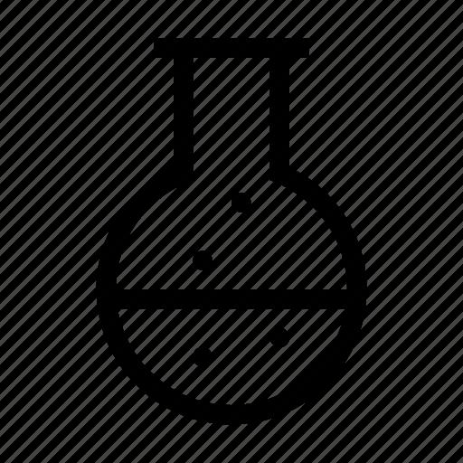 chemistry, class, lab, science, study icon