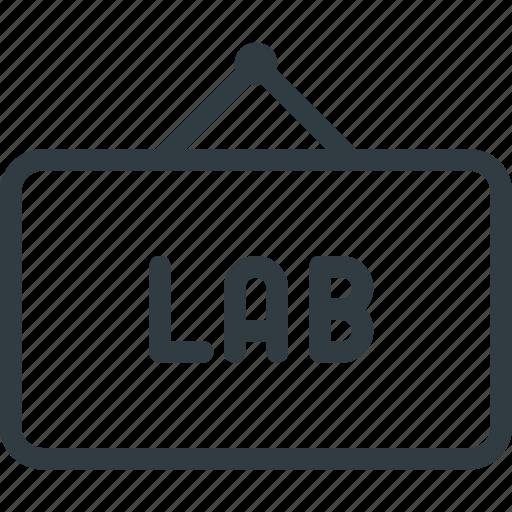 lab, laboratory, school, science, studying icon