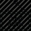 board, classroom, school, sign