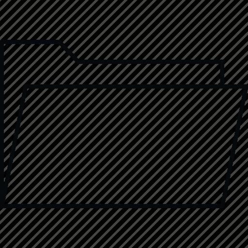 archive, directory, folder, portfolio icon