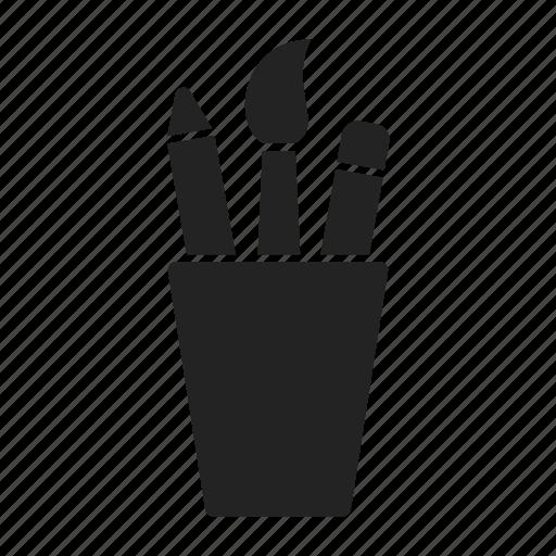 art, design, stationery icon