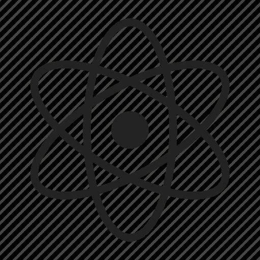 atom, chemistry, molecule icon