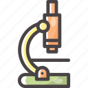 microscope, science