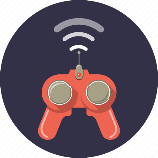 antenna, controller, device, game, gamepad, gaming, play icon