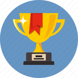award, best, ceremony, prize, ribbon, trophy, winner icon