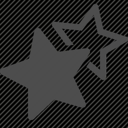 prize, school, stars, stickers icon