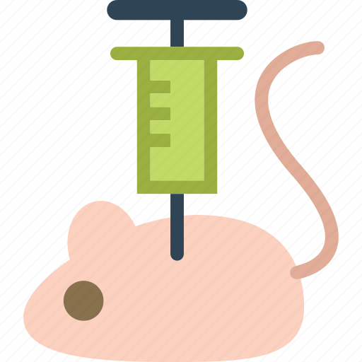 animal, lab, meds, probe, research, test, treatment icon