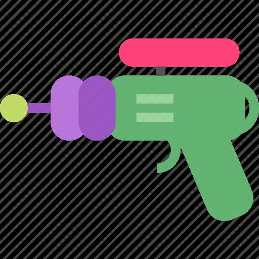 alien, future, futuristc, gun, pistol icon